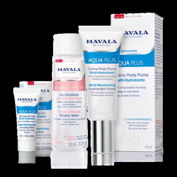 Trousse Multi-Hydratante AQUA PLUS
